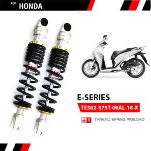 Phuộc YSS Honda SH 125/150/300, Forza 300 E-SERIES✅Nhập khẩu chính hãng YSS Thái Lan bởi YSS.VN✅ Thông Số Phuộc YSS: TE302-375T-06AL-18-X