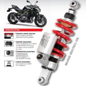 Phuộc YSS Racing Kawasaki Z900 MU456-350TRCL-06 được nhập khẩu trực tiếp bởi YSS.VN, sản phẩm chính hãng, bảo hành 2 năm. Tư vấn: 0566.999.789