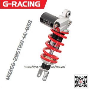 Phuộc YSS Honda CBR 250R/ CBR 300R G-Racing MG366-295TRW-14i-858 được nhập khẩu trực tiếp bởi YSS.VN, sản phẩm chính hãng, bảo hành 2 năm.