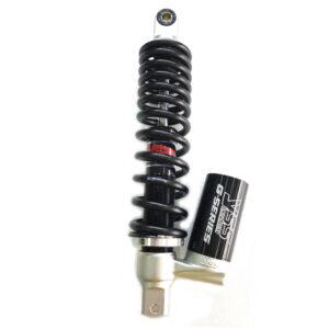 PHUỘC YSS Vario/Click/Lead/Grande/SH Mode/Vision G-EURO Lò xo đen bình dầu dưới nhập khẩu chính hãng thái lan bởi YSS.VN. Mã số: OK302-330T-05-888