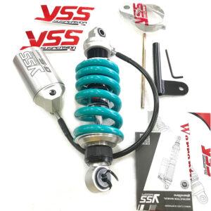 PHUỘC YSS WINNER/SONIC150/Nova Dash/GTR/RS150R Có bình dầu G-SPORT XANH NITRON Nhập khẩu chính hãng bởi YSS.VN. Mã số: MX302-235TR-06-8Q9