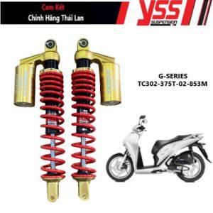 Phuộc YSS SH 125/150 G-SERIES ✅Nhập khẩu chính hãng YSS Thái Lan bởi YSS.VN✅ Thông Số Phuộc YSS: TC302-375T-02-853X