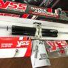 TRỢ LỰC TAY LÁI YSS 150 RACING STEERING DAMPER CLAMP A / BLACK EG188-150C-01-8 ✅ Hàng chính hãng YSS Thailand✅ Chiều dài 150mm✅ Bảo hành chính hãng