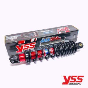 Phuộc SH Mode, Vision, Grande, Acruzo, Luvias chính hãng YSS Thái Lan. YSS.VN nhập khẩu phuộc xe máy chính hãng giá tốt nhất. Mã sản phẩm: OB222-330T-05-58P