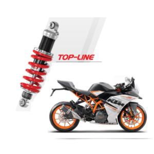 Phuộc YSS KTM RC390 Top Line chính hãng cho xe máy Yamaha giá tốt nhất. Do YSS.VN nhập khẩu trực tiếp từ Thái Lan. Mã : MZ456-300TRL-46