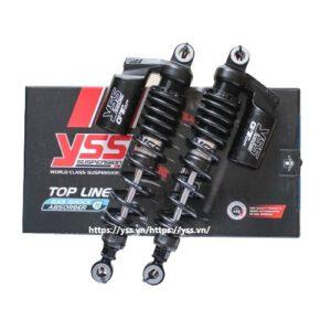 PHUỘC YSS GAS TOPLINE TRIUMPH BONNEVILLE T120 ✅Nhập khẩu chính hãng YSS Thái Lan bởi YSS.VN✅Thông Số Phuộc YSS: RG362-350TRCJ-48-B