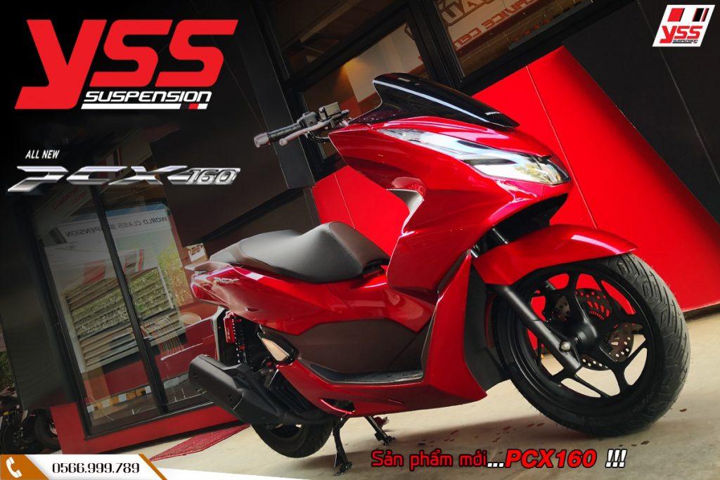 Phuộc sau dành cho Honda PCX 160 Chính Hãng