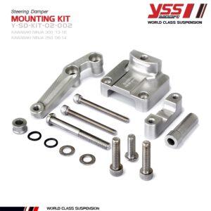 Pát Trợ Lực YSS KAWASAKI NINJA300/ 250 TR Mounting Kit Mã sản phẩm : Y-SD-KIT-02-002 cho xe Honda Mô Tô nhập khẩu chính hãng Thái Lan bởi YSS.VN