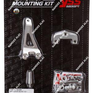 Công ty YSS.VN hiện là nhà phân phốiPát Trợ LựcKAWASAKI ER 6 N Mounting Kit Mounting Kit Y-SD-KIT-02-004