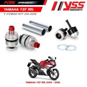 Bộ Nâng Cấp Phuộc Trước YSS YAMAHA YZF-R15 Fork Upgrade Kit YAMAHA YZF-R15 ,Nhập khẩu chính hãng YSS Thái Lan bởi YSS.VN Mã sản phẩm: Y-FCM30-KIT-04-005