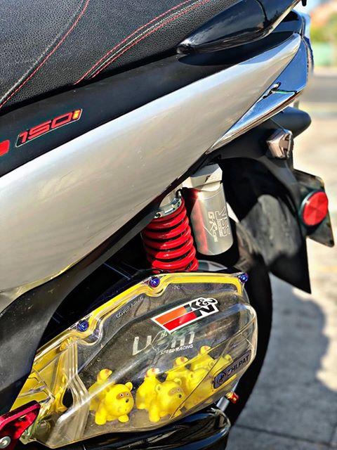 Phuộc YSS G-Racing Honda SH Mode