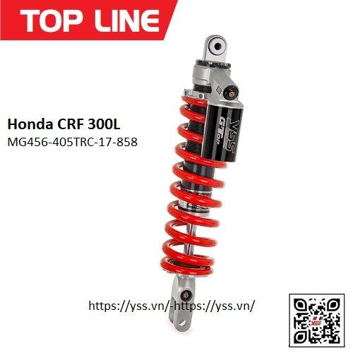 Phuộc êm nhất dành cho Honda CRF 300L