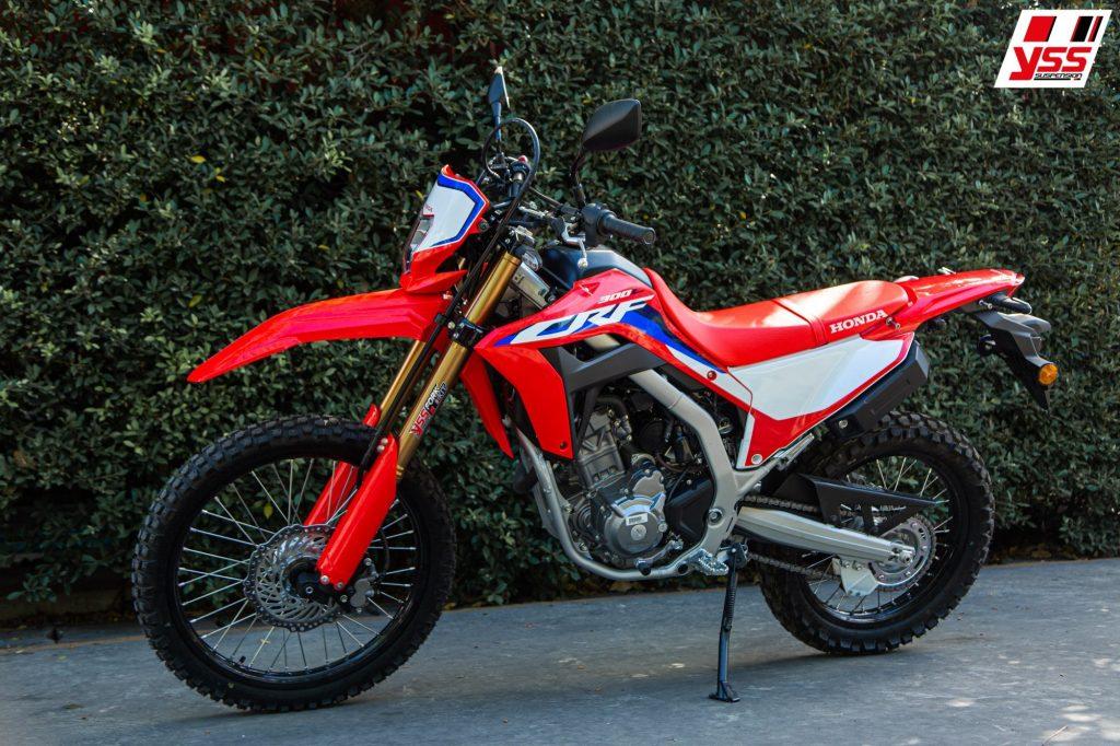 Phuộc dành cho Honda CRF 300L