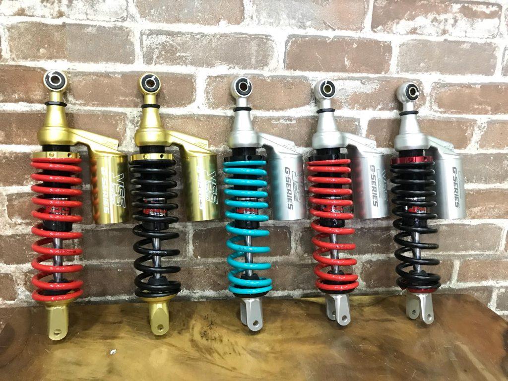 Dòng G-Plus hay có tên gọi khác là G-Series dành cho Yamaha Acruzo và Latte